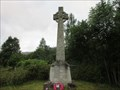 Image for War Memorial - Glencoe Village, Highland.