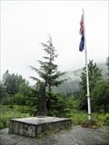 Image for Alaska Border Monument - Hyder, AK, USA