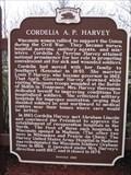 Image for Cordelia A. P. Harvey