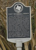 Image for FIRST -- Methodist Church in the Texas Hill Country, Fredericksburg TX