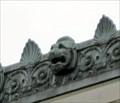 Image for Masonic Temple Chimera -- Salina KS