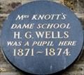 Image for H G Wells - South Street, Bromley, London, UK