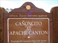 Image for Cañoncito at Apache Canyon - Route 66 - near Santa Fe, NM