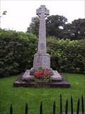Image for Lezant War Memorial Cross, Cornwall, UK
