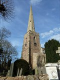 Image for Bell Tower - St Mary - Queniborough, Leicestershire