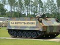 Image for South Carolina National Guard  Personnel Carrier - Walterboro, SC