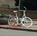 Image for Roosevelt Island Ghost Bike - New York, NY