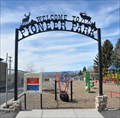 Image for Pioneer Park Entrance Arch
