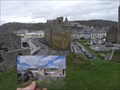 Image for Post Card of The Old College, New Promenade, Aberystwyth, Ceredigion