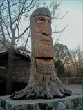 Image for Tree Carving at Four Fields Ball Park - Trenton, Georgia
