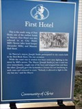 Image for First Hotel - Nauvoo, Illinois
