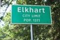 Image for Elkhart, TX - Population 1371