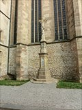 Image for Churchyard Cross - Kromeriz, Czech Republic
