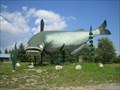 """Image for Roadside Attractions - """"Muddy"""" the mudcat, Dunnville ON"""