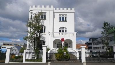 dansk ambassade usa
