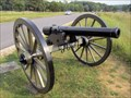 Image for 2.9-inch (10-pounder) Army Parrott Rifle, Model of 1863, No. 247 (West Point) - Gettysburg, PA