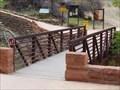 Image for Weeping Rock Trail Bridge - Springdale, UT