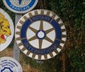Image for Plaque Rotary international - Saumur, Val-de-Loire