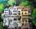"Image for ""Waterview, Lake Anne"" by Karen Danenberger - Reston, Virginia"