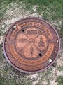 Image for Reclaimed Water Manhole Cover, Cary, NC