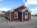 Image for Chief Engineer's Office - Nevada Northern Railway East Ely Yards and Shops - Ely, Nevada