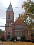 Image for First Presbyterian Church - Athens Historic District - Athens, PA