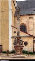 Image for Mariánský sloup / Marian column - Frýdlant (North Bohemia)