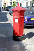 Image for Victorian Post Box - Cornwall Gardens, London, UK