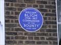 Image for William Bligh, London, UK