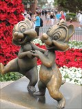 Image for Chip 'n' Dale - Magic Kingdom, Florida, USA.