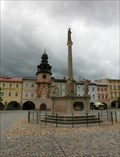Image for Marian Column - Hostinné, Czech Republic