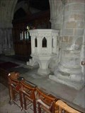 Image for Pulpit, St. John The Baptist, Kinlet, Shropshire, England