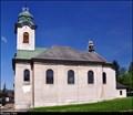 Image for Kostel Sv. Václava / Church of St. Wenceslaus - Harrachov (North Bohemia)