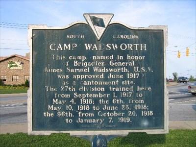 Wadsworth Camp Net Worth
