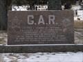 Image for G.A.R. Memorial  - Park Rapids, MN