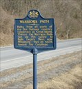 Image for Warriors Path - Centre County, Pennsylvania