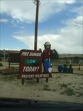 Image for Smokey Bear - Larkspur Colorado
