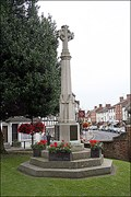 Image for First World War Memorial, Alcester, Warwickshire, UK