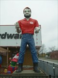 Image for Ace Hardware Muffler Man - Elkhart, In