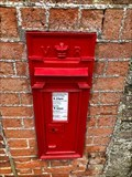 Image for Victorian Wall Post Box - The Street, Frensham, Surrey, UK