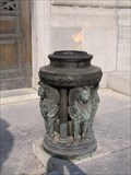Image for Eternal Flame - WW II memorial, Congress Column, Brussel, BE, EU