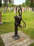 Image for Oakland Cemetery Hand Pump - Brockville, Ontario
