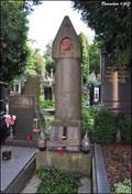 Image for 1931 Capek & Karel Capek - Vysehrad Slavin Cemetery (Prague)