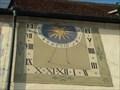 Image for Sundial 'Michaelskirche' - Entringen, Germany, BW