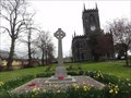 Image for Parish Church Of St. Michael And St. Wulfad Memorial Cross - Stone, UK