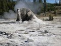 Image for Giant Geyser - Yellowstone N.P., Wyoming