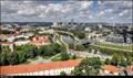 Image for Vilnius from Gediminas' Tower (Gedimino pilies bokštas) - Vilnius (Lithuania)