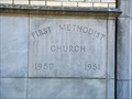 Image for 1950-1951 - First United Methodist Church - Longview, TX