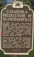 Image for Zarahemia-Predecessor of Blanchardville, Blanchardville, WI