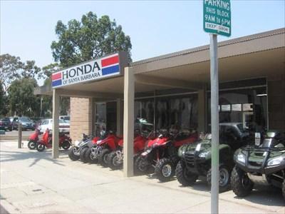 Honda of santa barbara santa barbara ca motorcycle for Honda dealership santa barbara